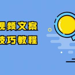 抖音视频文案运营技巧教程:注册-养号-发作品-涨粉方法(10节视频课)