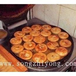 西安宫廷香酥牛肉饼技术制作方法 牛肉饼配方做法